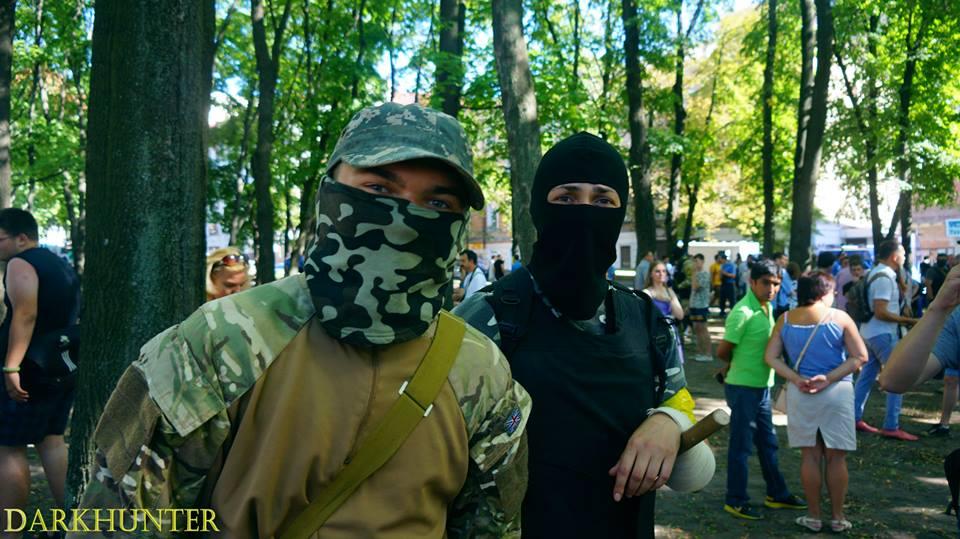 Patriots from Kharkiv