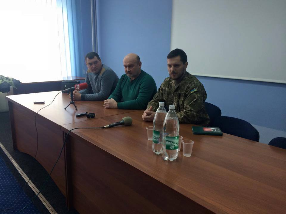 The National Movement of Dmytro Yarosh was introduced in Rivne