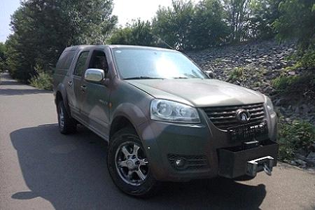 Спеціалізований автомобіль Great Wall WINGLE 5