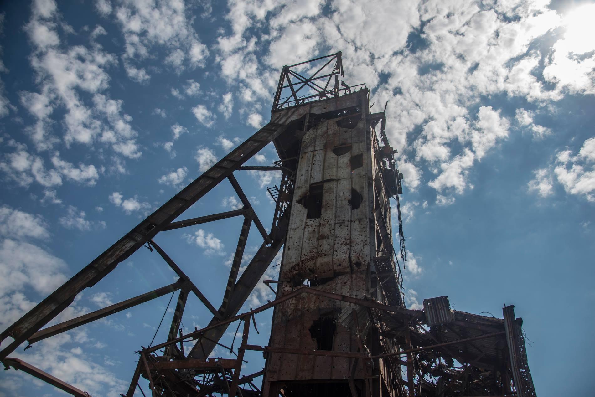 За чотири роки шахта