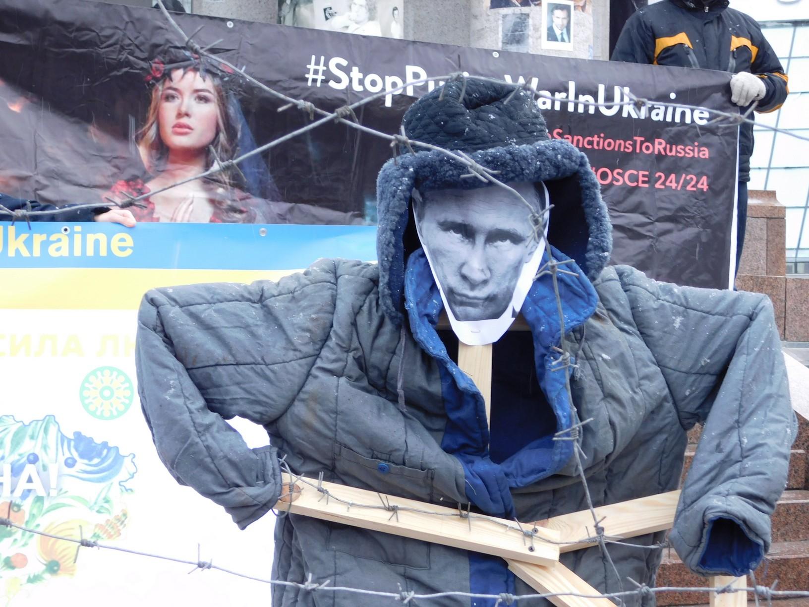StopPutinsWarInUkraine3 у Києві