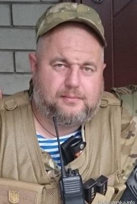Друг «Шершень». Андрій Прищепюк / Friend «Shershen». Andriy Pryschepyuk